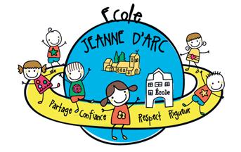 Logo de l'école Jeanne d'Arc Pont de Beauvoisin